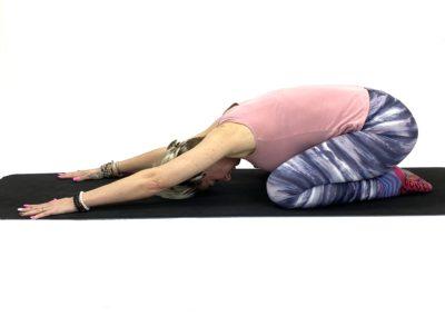 Yin Yoga Child's Pose (12)