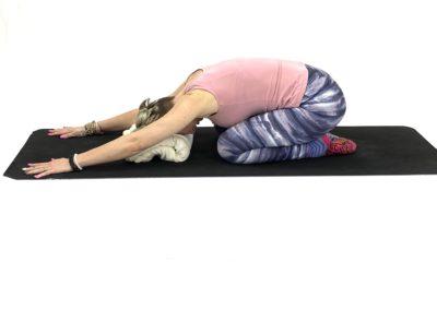 Yin Yoga Child's Pose (17)